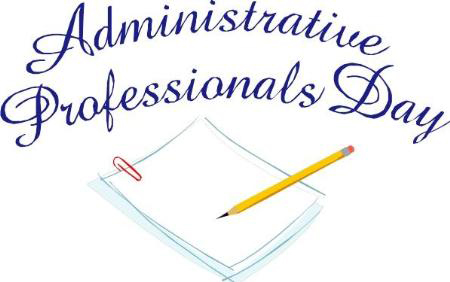 Showing Gratitude For Administrative Professionals Day - CARRIED