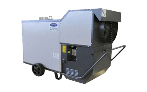 Crs 70kw Indirect Diesel Fired Heater Hire