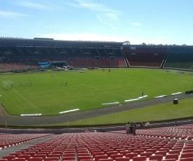 Melhorias Estádio Parque do Sabiá
