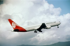Day 3. Subsidiary Australia Asia Airlines which operated to Taiwan. Image: Far North Queensland Skies
