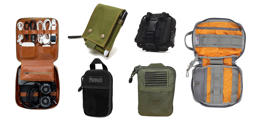Best Pouch Organizers For Edc Carryology Exploring