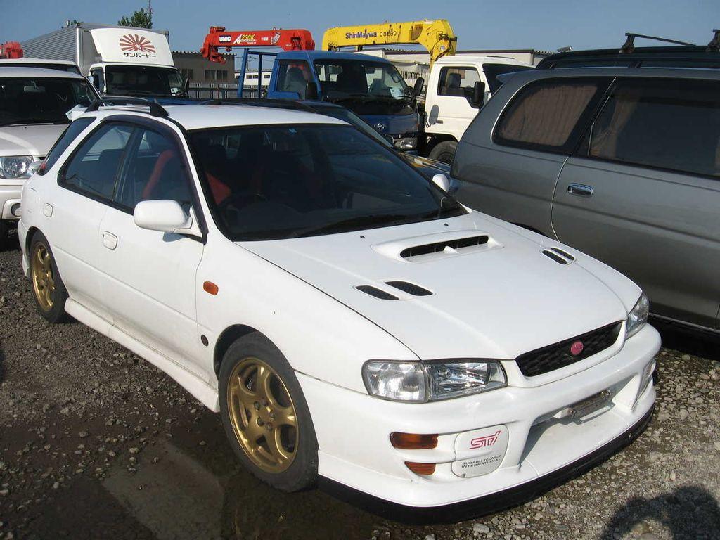 Subaru Impreza Wrx Sti Rally Car Wallpaper 1999 Subaru Impreza Wrx Sti Photos
