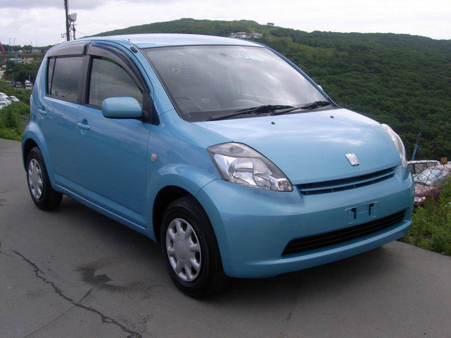 2006 Toyota Passo Photos, 10, Gasoline, FF, Automatic For Sale