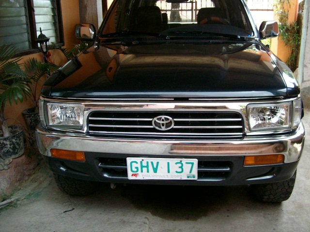 overheating / 1994 Toyota Hilux SURF - Solving Car Problems