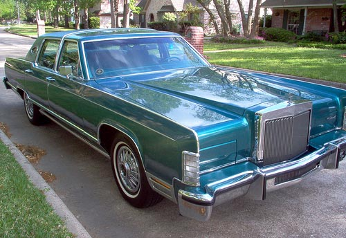 79 Lincoln Town Car Parts Wiring Schematic Diagram