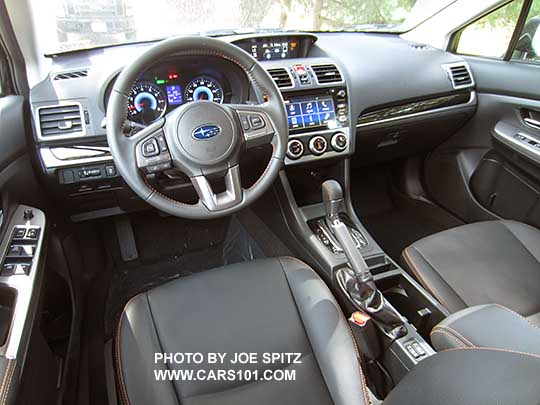 2016 Subaru XV Crosstrek research webpage- 20i, Premium, Limited