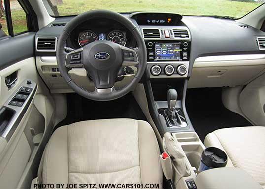 2016 Impreza Subaru specs, options, prices, dimensions, measurements