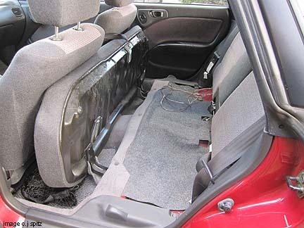 1996 Subaru Outback Story