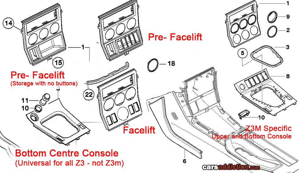 Bmw Z3 Center Console Wiring Diagram Download Wiring Diagram