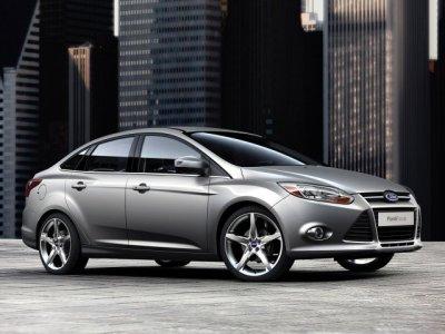 Комплектации, цены на Ford Focus Sedan 2012/Форд Фокус Седан - Седан. Первые фотографии и ...