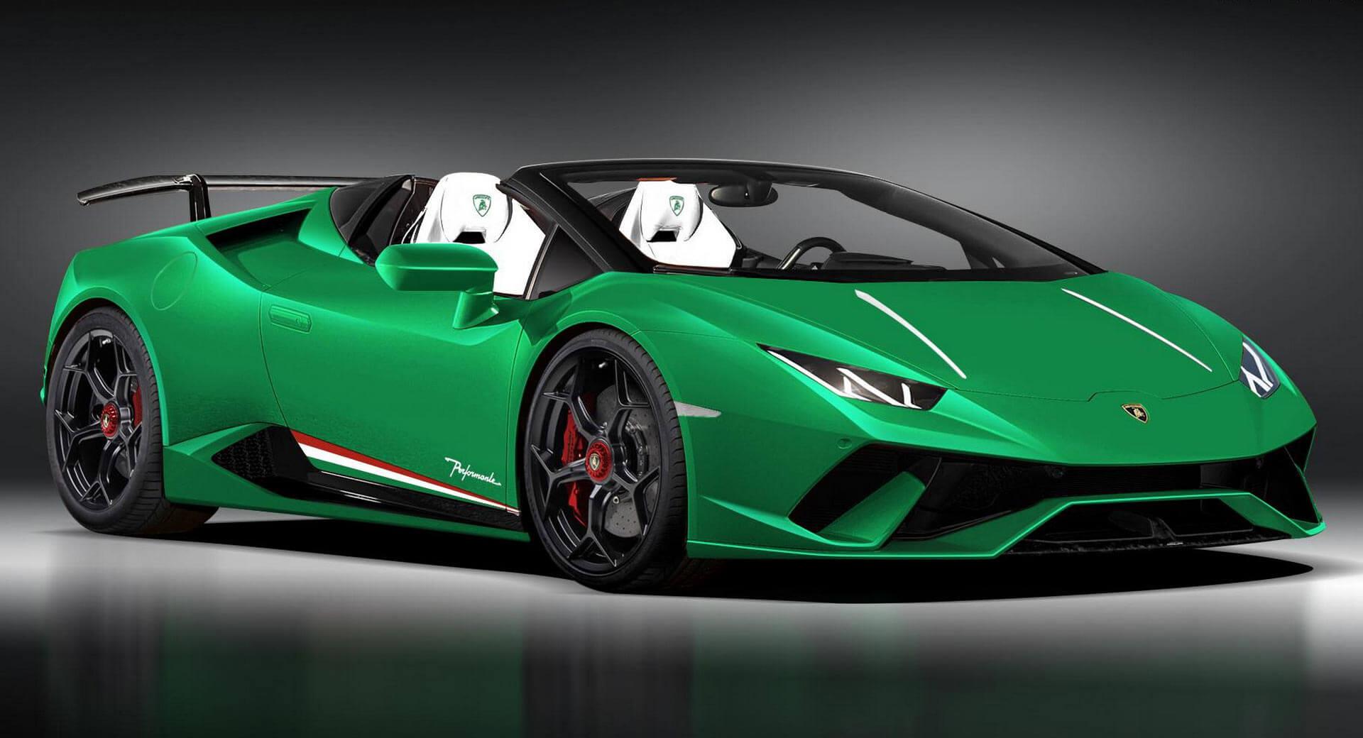 Blue Lamborghini Hd Wallpaper This Lamborghini Huracan Performante Spyder Spec Might