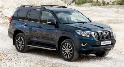 Facelifted 2018 Toyota Land Cruiser Yours From £32,795 In UK | Carscoops