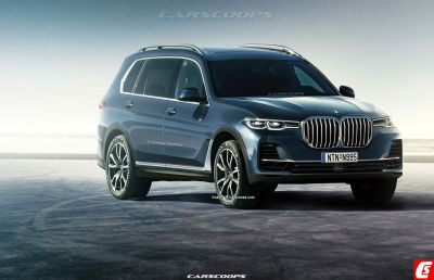 New BMW X7: This Is What It'll Look Like, Plus Everything Else We Know   Carscoops