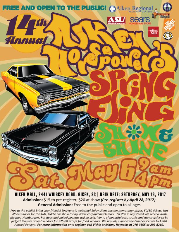 14-Annual-AHPA-Spring-Fling-Show--Shine-Flyer Car Show Radar