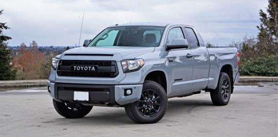 2017 Toyota Tundra Double Cab TRD Pro