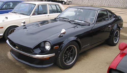 Mighty Car Mods Wallpaper 1970 Nissan Fairlady Z S30 Pictures