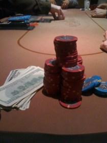 Guter Tag in Vegas
