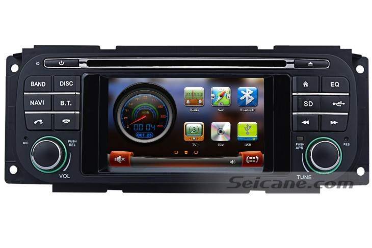 Dismantle and Install a 2002-2006 Dodge Ram Head Unit in Several