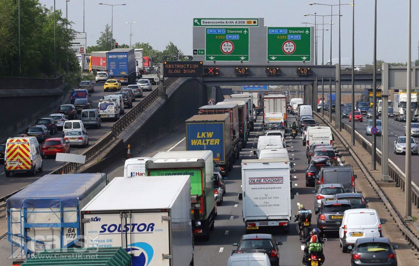 'Pay per Mile' Road Pricing for Lorries on the way – and cars MUST follow too   Cars UK