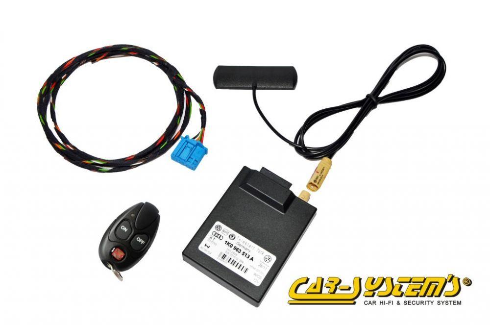 Seat Webasto Telestart T91 Kit Analog Digital