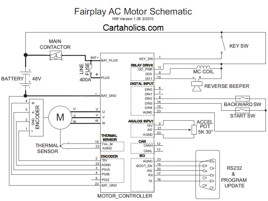 2010 fairplay wiring diagram