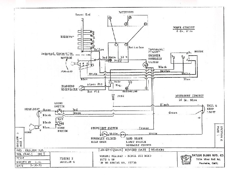 Taylor Wiring Diagram Wiring Diagram