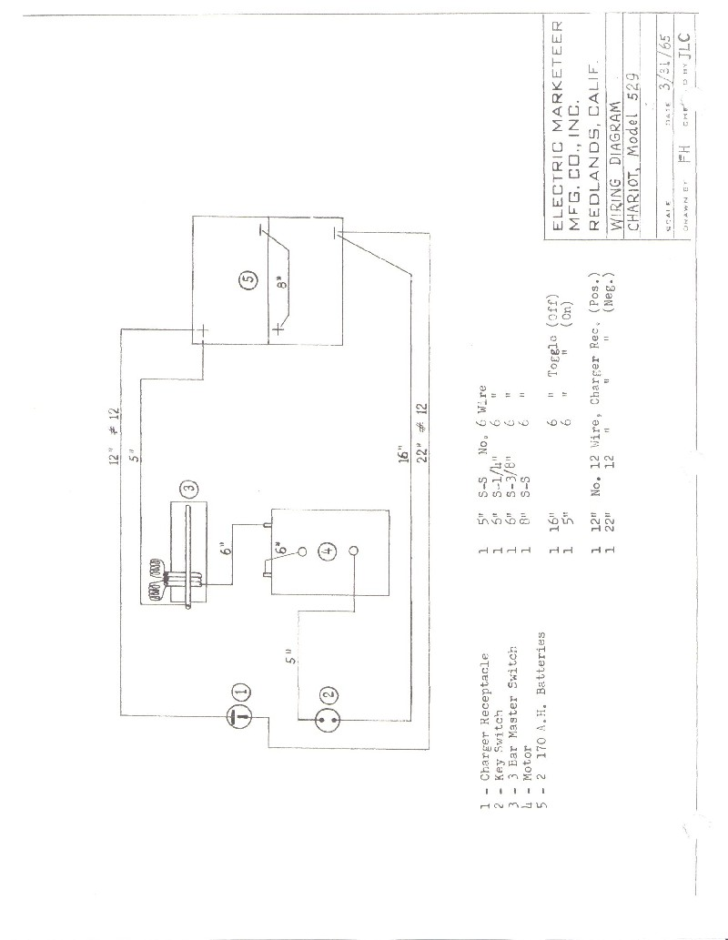 golf cart wiring diagram westinghouse 529