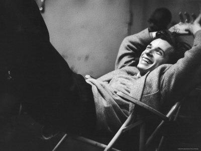 Glenn Gould la sedia