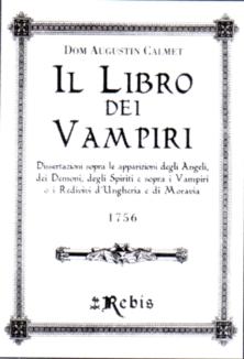 libro vampiri