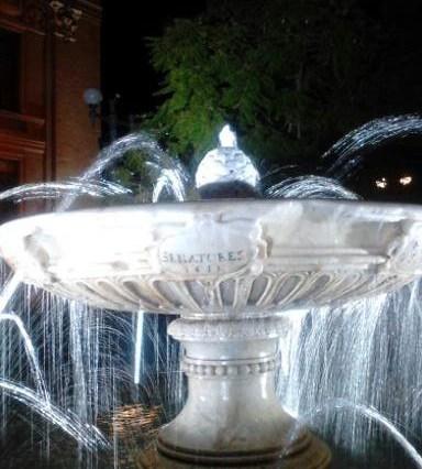 Fontana del Montorsoli, Piazza Duomo, Messina