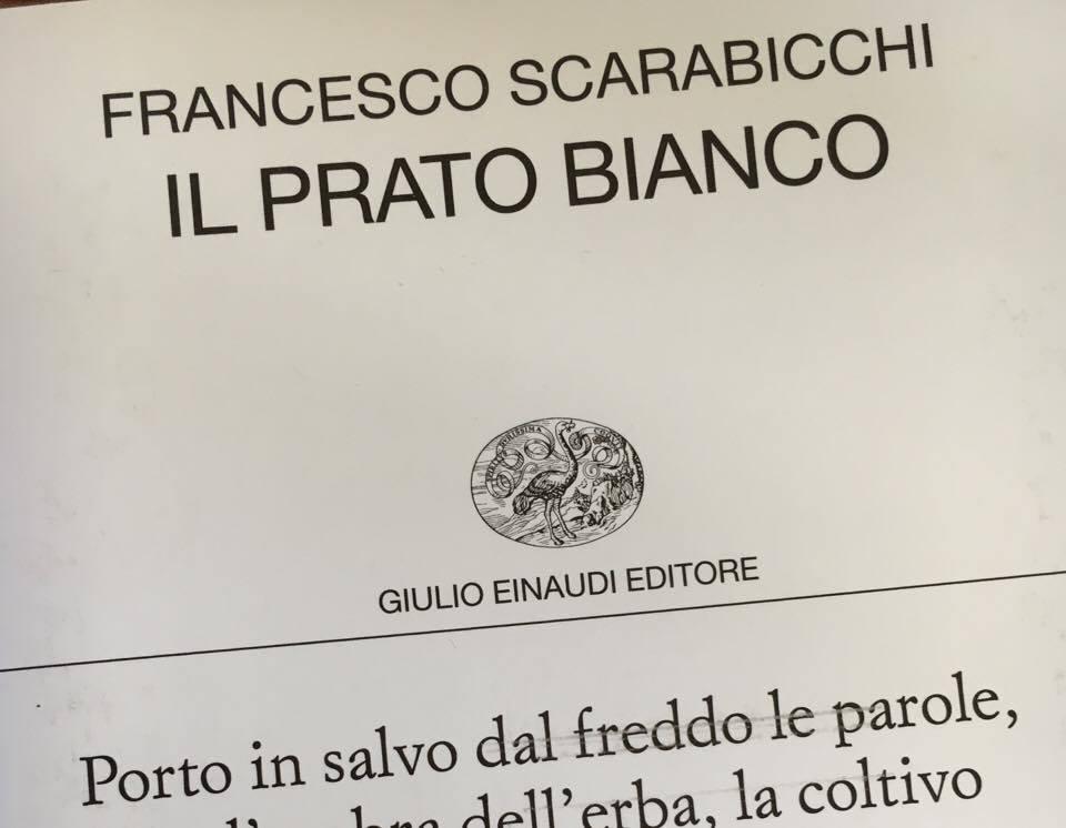 FRANCESCO SCARABICCHI copertina