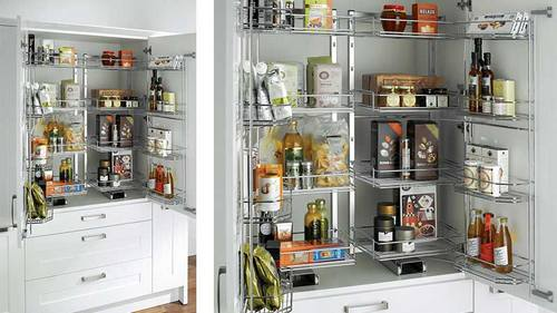 Masterclass Carters Kitchens Storage Features
