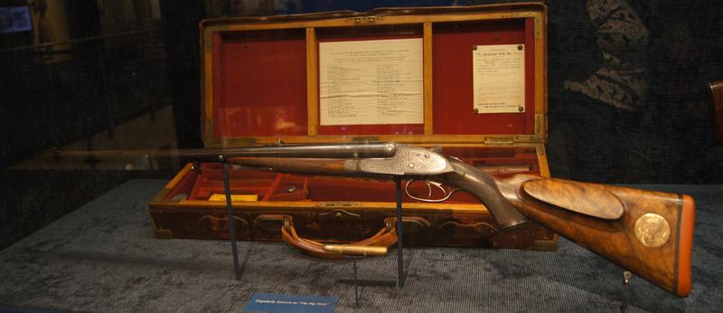 Teddy Rooseveltu0027s  - firearm bill of sales