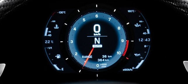 Car Throttle Wallpaper Which Car Has The World S Best Instrument Cluster
