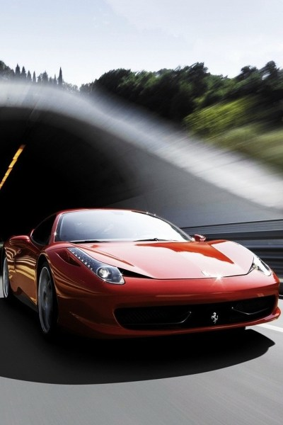 Calling All iPhone 4/4S Owners: 20 Hot Car Wallpapers You'll Love