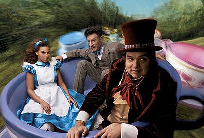 Leibovitz Disney photo