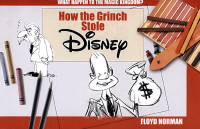 HOW THE GRINCH STOLE DISNEY