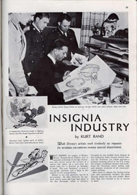 Disney Insignia Article