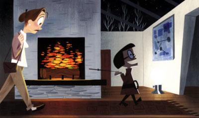 Incredibles Concept by Lou Romano