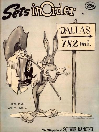 Sets In Order April 1954