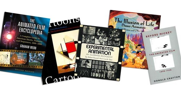 These Are My Seven \u0027Desert Island\u0027 Animation Reference Books