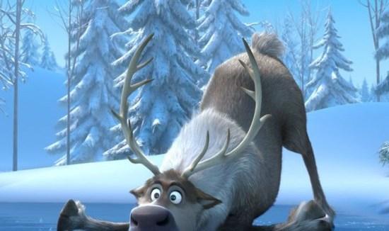 Frozen-trailer