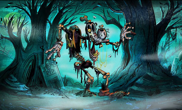mickey-ghoulfriend