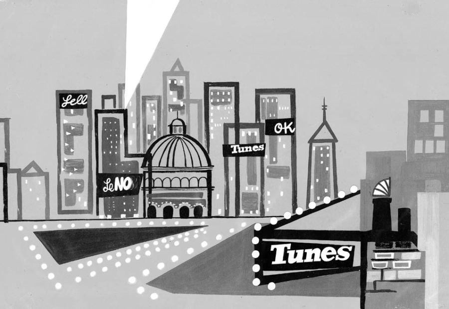 Tunes, 1956