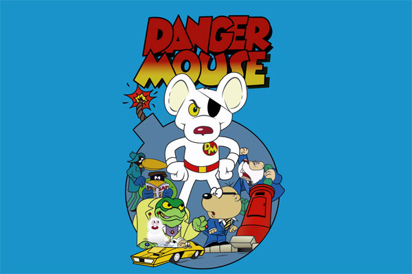 Kobe Bryant Animated Wallpaper Danger Mouse Reboot Set For 2015