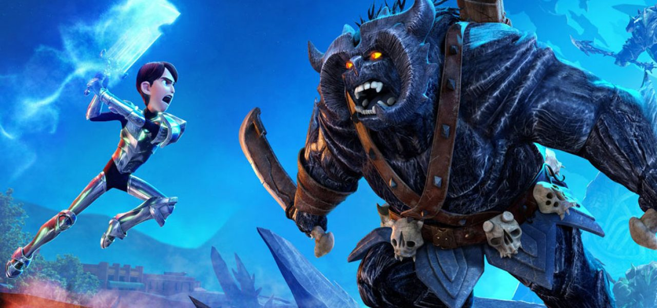 Forest Animated Wallpaper Trollhunters Tops All Tv Programs With 6 Creative Arts Emmys