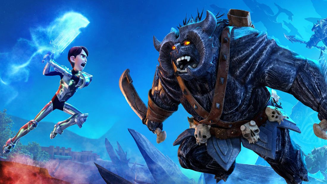 Star Wars Animated Wallpaper Trollhunters Tops All Tv Programs With 6 Creative Arts Emmys