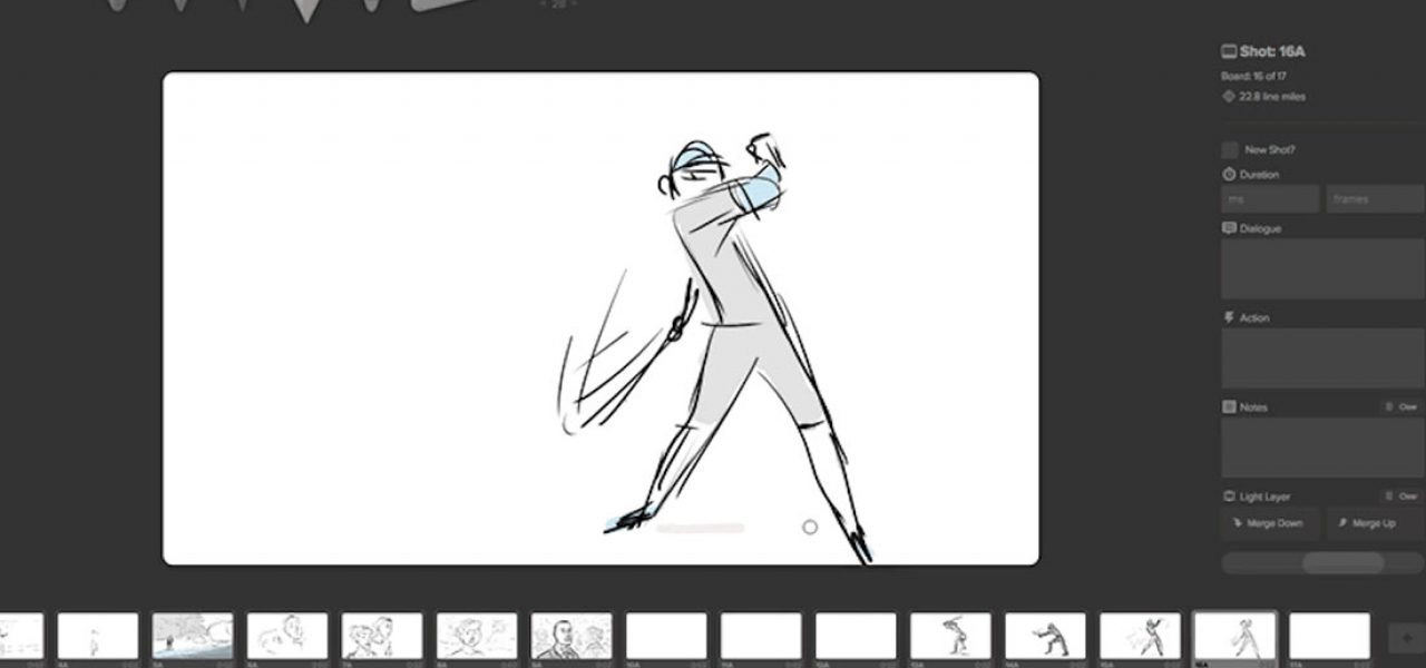 This New Storyboarding Software Is Both Free And Open Source