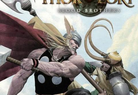 Thor Loki blood brothers