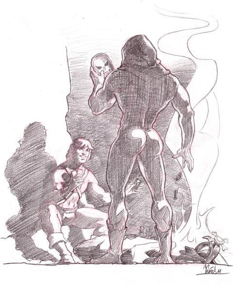 He-Man Artwork